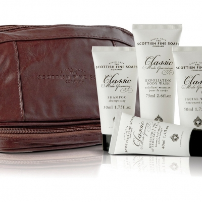 Men's toilet bag ( 50 ml)